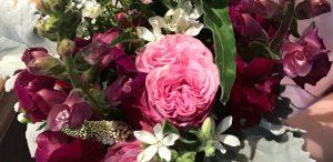 Valentines flowers by Anne Appleman